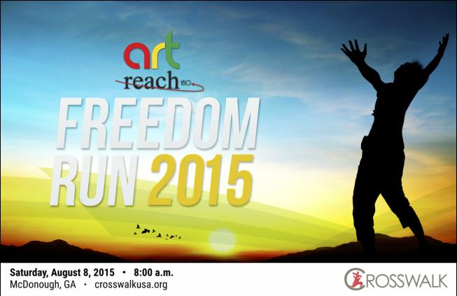 Pipeline Social Media to Sponsor Crosswalk Ministries' Freedom Run 5K