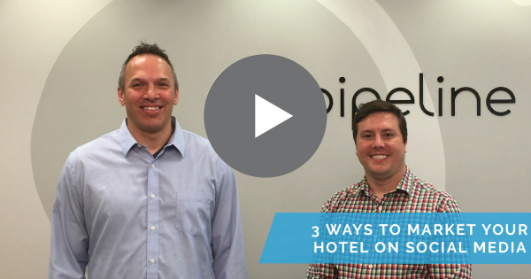 3 Ways to Market Your Hotel on Social Media