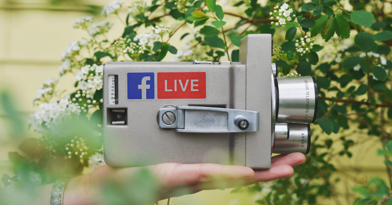 How to Go Live on Facebook for Your Business