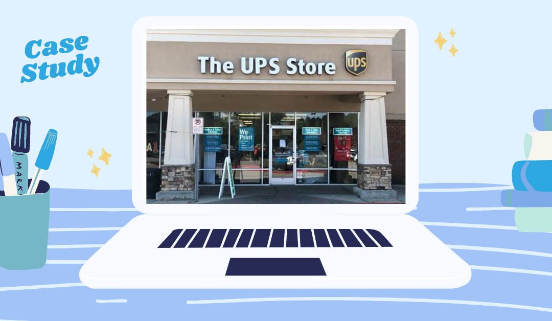 Social Media Cast Study | UPS Stores of Henry County