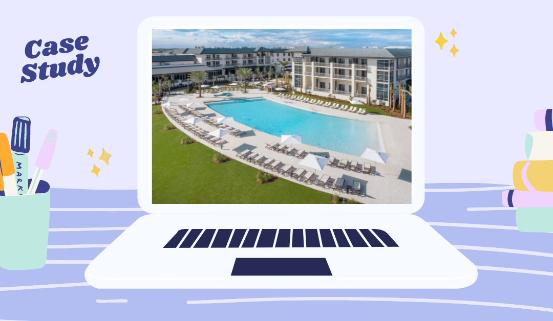 Social Media Case Study | Embassy St. Augustine Beach Oceanfront Resort