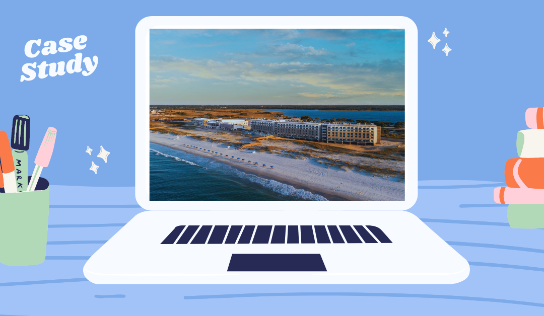 Social Media Case Study | The Lodge at Gulf State Park
