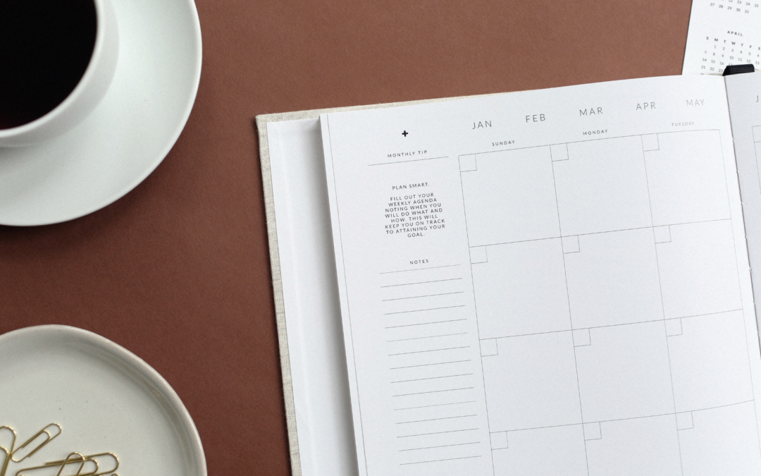 How to Plan Your Social Media Posts~Plus a Free Digital Content Calendar!